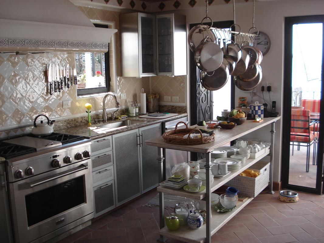 cocina peque a sin gabinetes On muebles de cocina kuchen